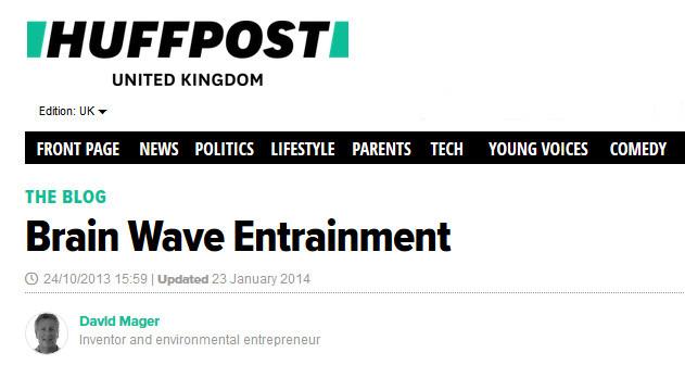 Brain Wave Entrainment