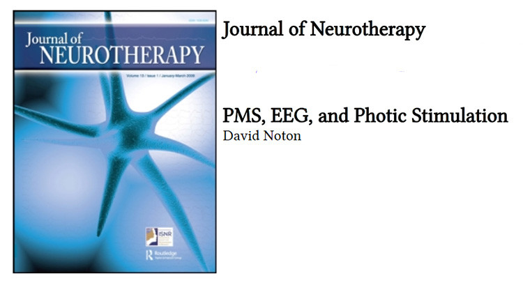 PMS, EEG, and Photic Stimulation