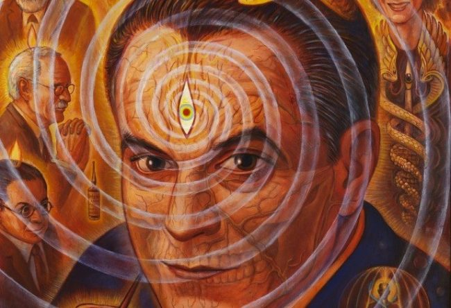 Stanislav Grof on Non-Ordinary Consciousness
